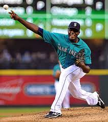 The young Michael Pineda was spectacular for the Mariners last year.