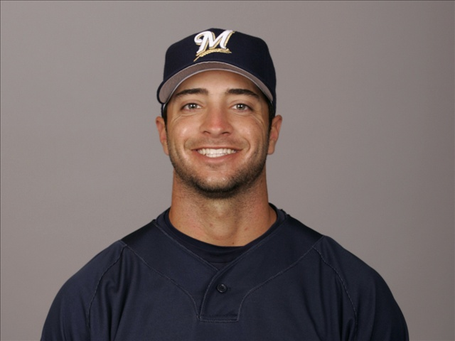 Ryan Braun is currently serving a 65-game suspension for PED use.