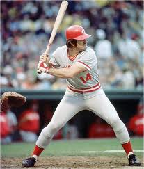 Remarkably, Pete Rose played until the age of 45.