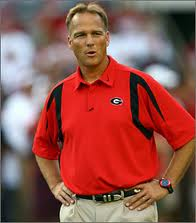 Georgia head coach Mark Richt has a wealth of offensive talent to utilize in the coming season.
