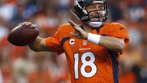 Many consider 37-year-old Peyton Manning the best quarterback in the NFL.