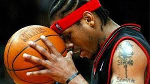 Iverson was playing near an MVP level by his third season in the league