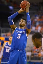 Nerlens Noel and his Kentucky mates are notoriously poor at connecting on their free throws.
