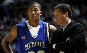 Former Memphis coach John Calipari and his star freshman Derrick Rose almost took home the 2008 national title, but missed free throws cost them dearly.