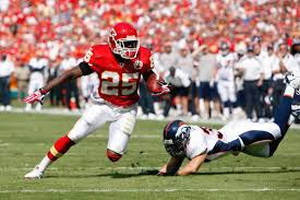 Jamaal Charles' speed style is the future of the NFL's running game.