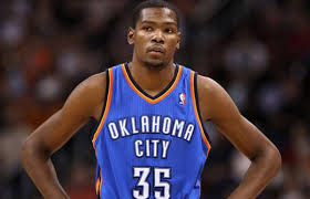 Kevin Durant and the Thunder have reached at least the conference semifinals the last four seasons in a row but have yet to claim an NBA title